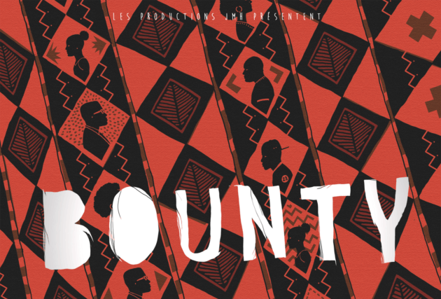 Bounty: Noir Dehors. Blanc Dedans?