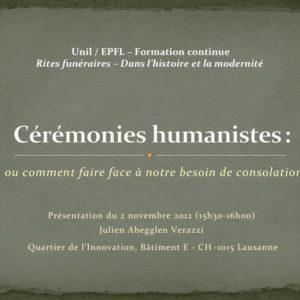 Célébrations Humanistes