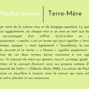 Pacha Mama | World-Mother